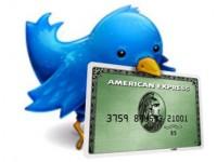 Producten kopen via Twitter met creditcard van American Express